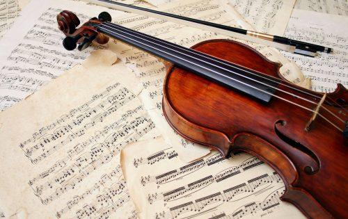 Violin Lessons (Group / Semi-Private)